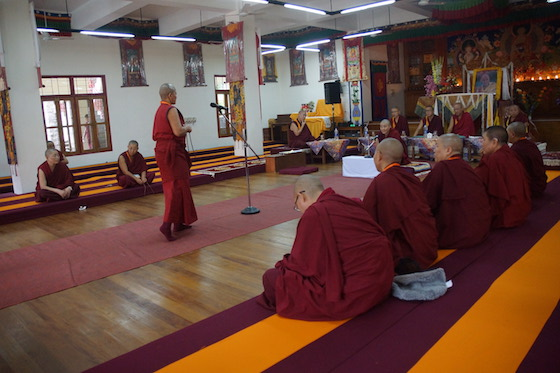 Geshema, Geshema degree, Geshema exams 2018, Tibetan women, Tibetan nuns, Buddhist nuns, Tibetan Nuns Project, women and Buddhism