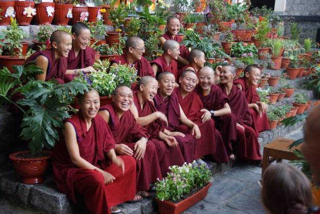 Dolma Ling Nunnery, Dolma Ling nuns, Tibetan Nuns Project, Tibetan Buddhist nunnery