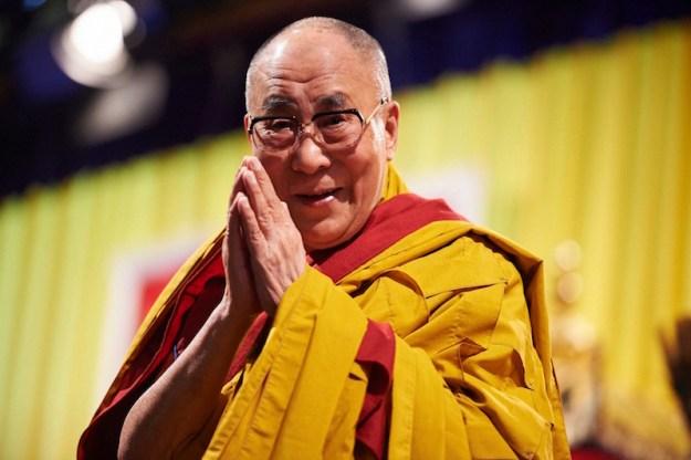 Dalai Lama, His Holiness the Dalai Lama, long life prayers,