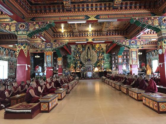 2018 Inter-Nunnery Debate, Jang Gonchoe, Kopan Nunnery, Tibetan nuns, Tibetan Buddhist debate, inter-nunnery debate, Buddhist nunnery