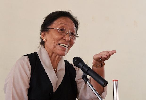 Rinchen Khandro Choegyal, Geshema, Tibetan Buddhist nuns, Tibetan nuns, Tibetan Nuns Project