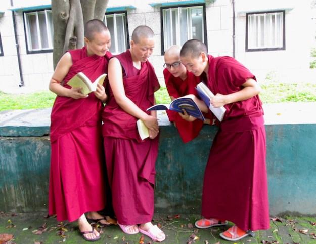Sakya College for Nuns near Dehradun