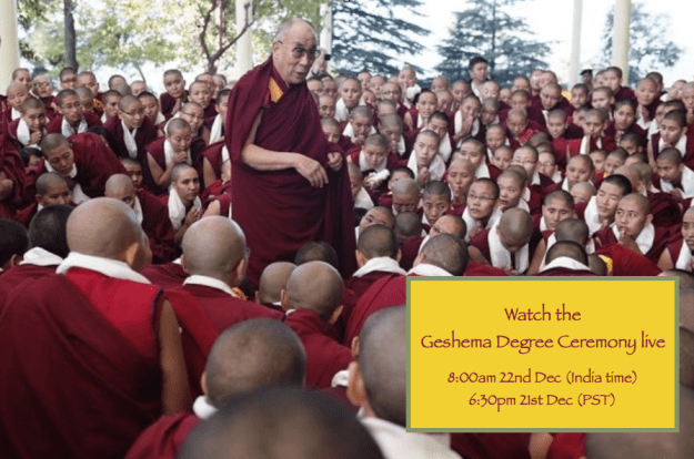 livestream of the Geshema Graduation Ceremony