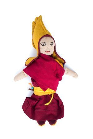 Monk Doll