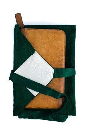 Journal Bag Green