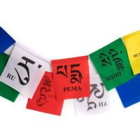 prayer flags, mini prayer flags, small prayer flags, prayer flags for car, prayer flag with mantra