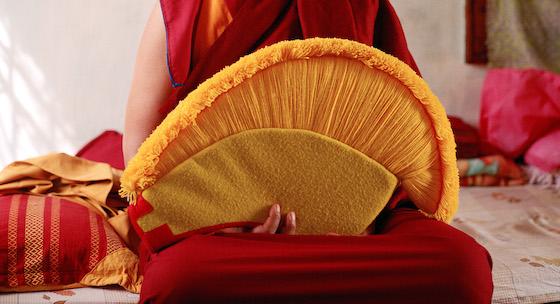Tibetan Buddhist geshema