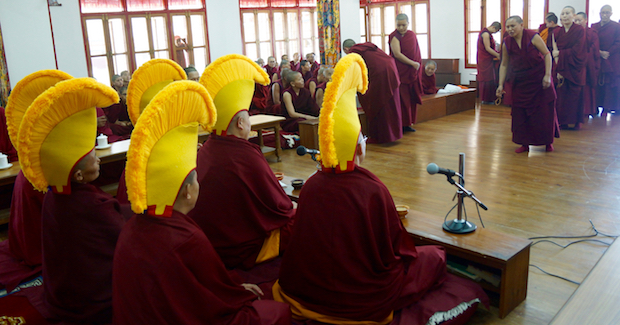 Geshema nuns, Tibetan Nuns Project, Tibetan Buddhist debate