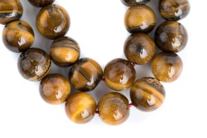 Tiger Eye, mala, malas, Tibetan malas, Tibetan prayer beads, Tiger eye mala