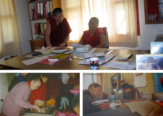 Venerable Lobsang Dechen