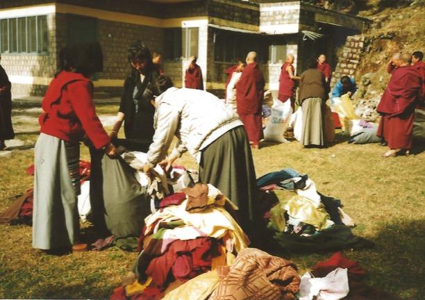 escape from Tibet, Tibetan nuns, Tibetan Nuns Project