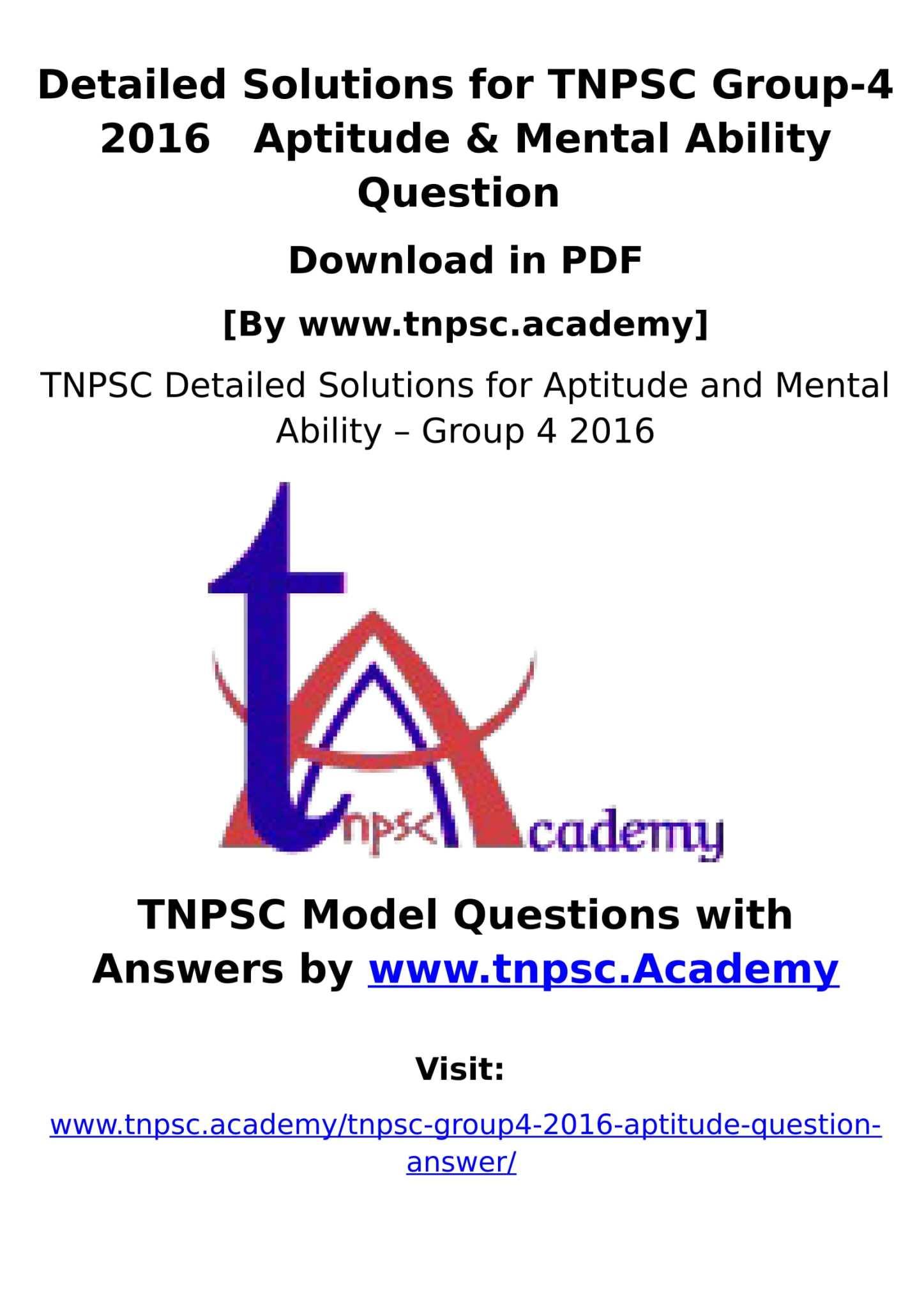 TNPSC Group 4 2016 Apps