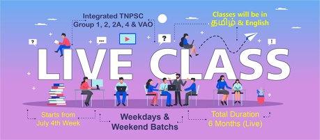 Online Live Class