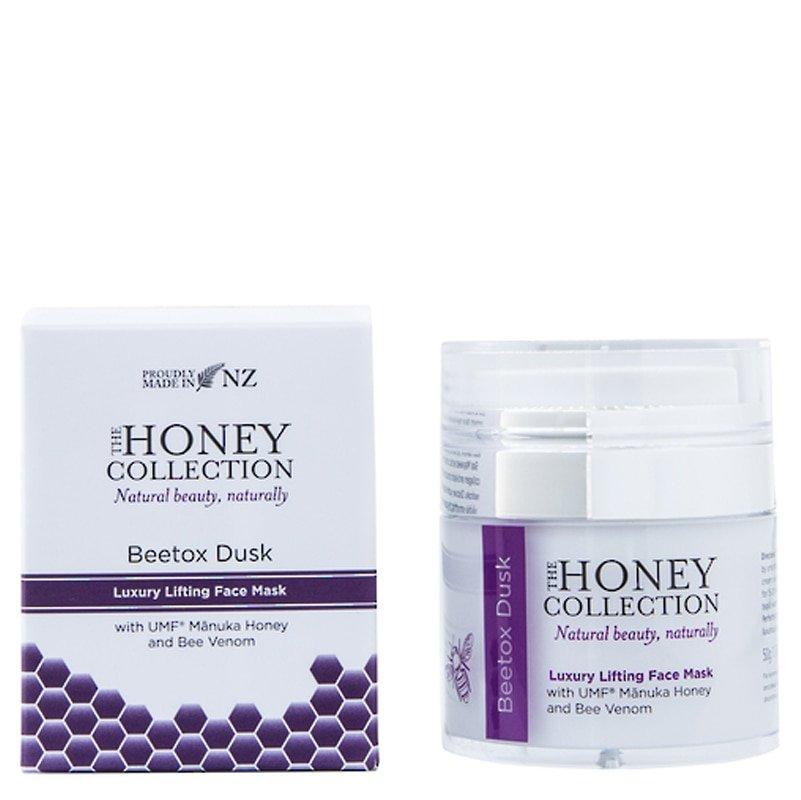 The Honey Collection Beetox Dusk - Luxury Lifting Face Mask 50g