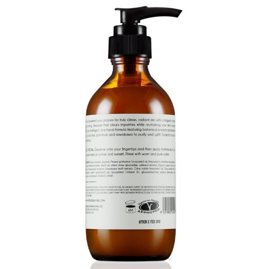 Antipodes Organic Hallelujah Lime & Patchouli Cleanser - 200ml