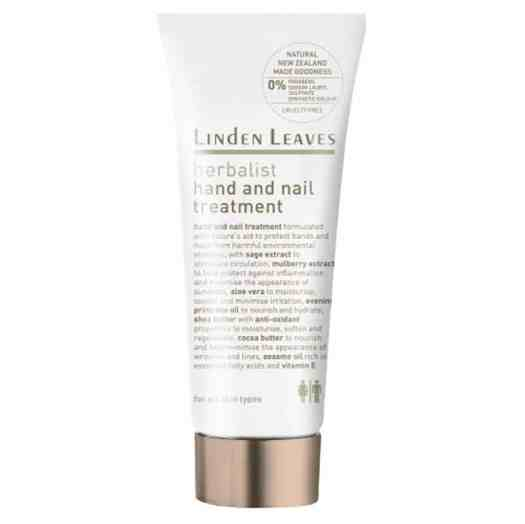 Linden Leaves Herbalist Hand and Nail Treatment - 100ml
