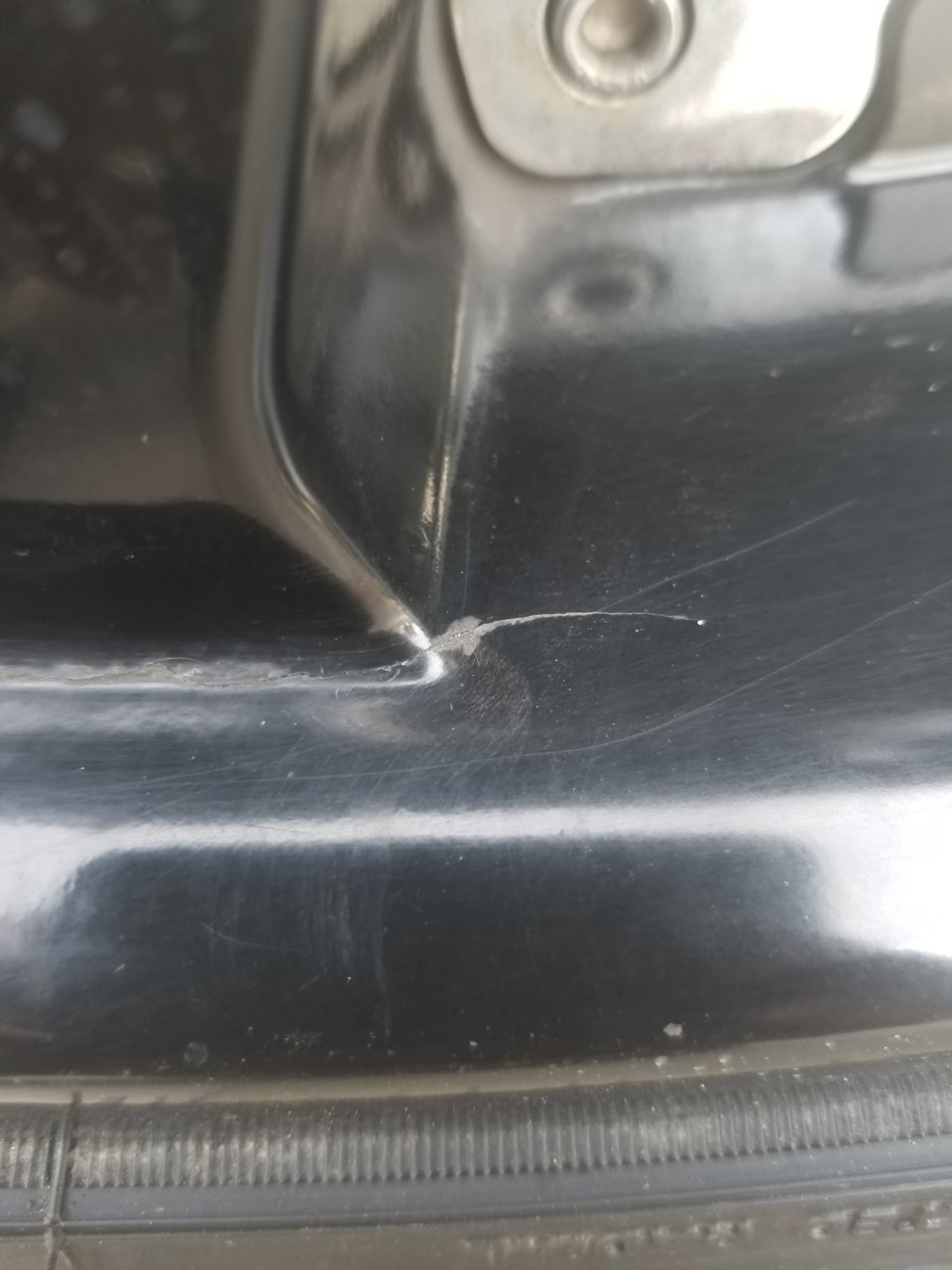 Hairline Crack On Wheels Toyota Tundra Forum