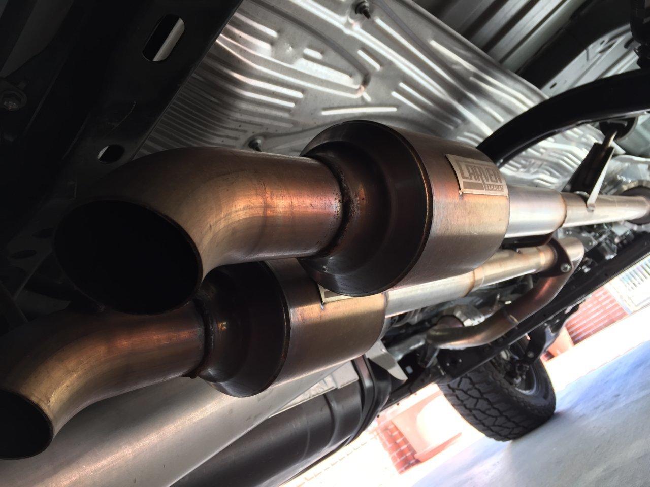 aftermarket exhaust toyota tundra forum