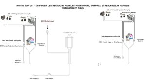 2018 Tundra LED headlight wiring info with diagrams | Page