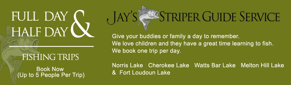 top fishing trip guide