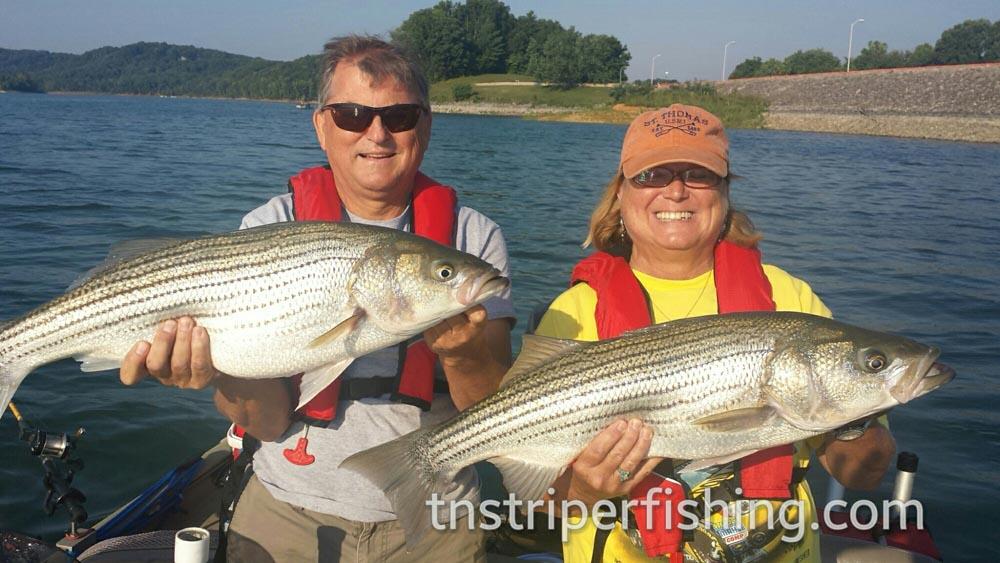 Year Round Fishing Seasonal Tennessee Boats Captain Jay