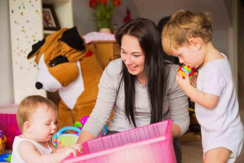 Poslovne ideje briga o djeci