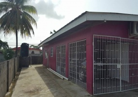 cunupia house for sale yard