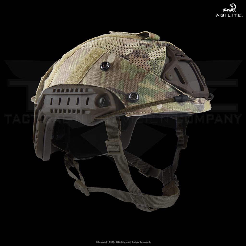 Agilite Raptor Ballistic Helmet Cover