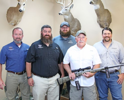 hunters for the hungry Tennessee
