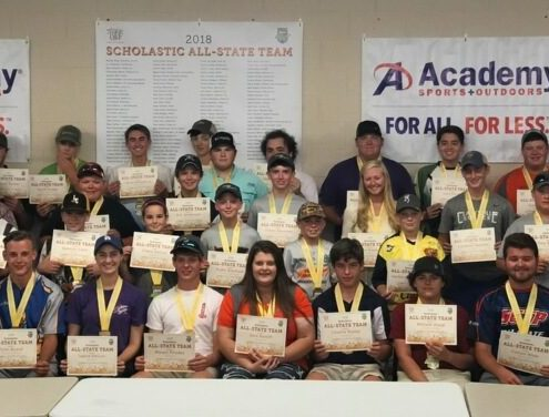 TNSCTP All-State Athletes
