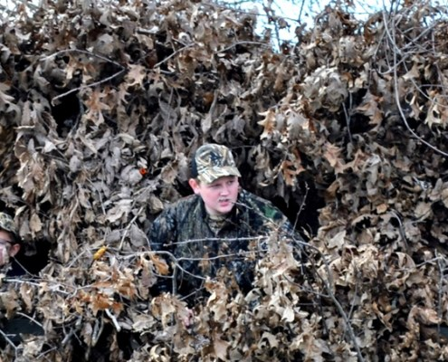 youth waterfowl hunt