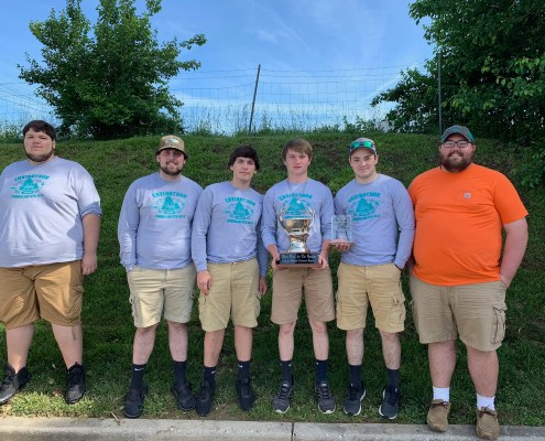 Morgan County High School Hunger Challenge 2019