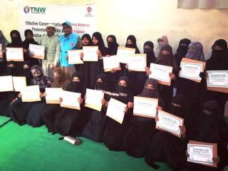 Enhancing Capacities Teachers of ZEST Schools