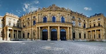 Wuerzburg Residenz Würzburg Germany to-europe