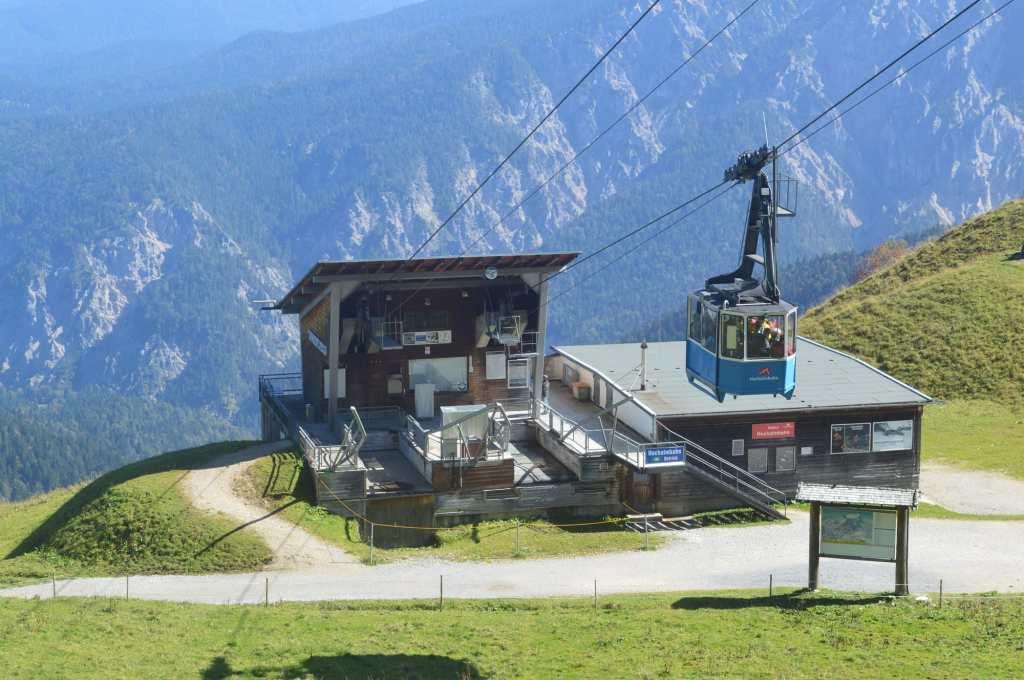Hochalmbahn (Station Hochalm)