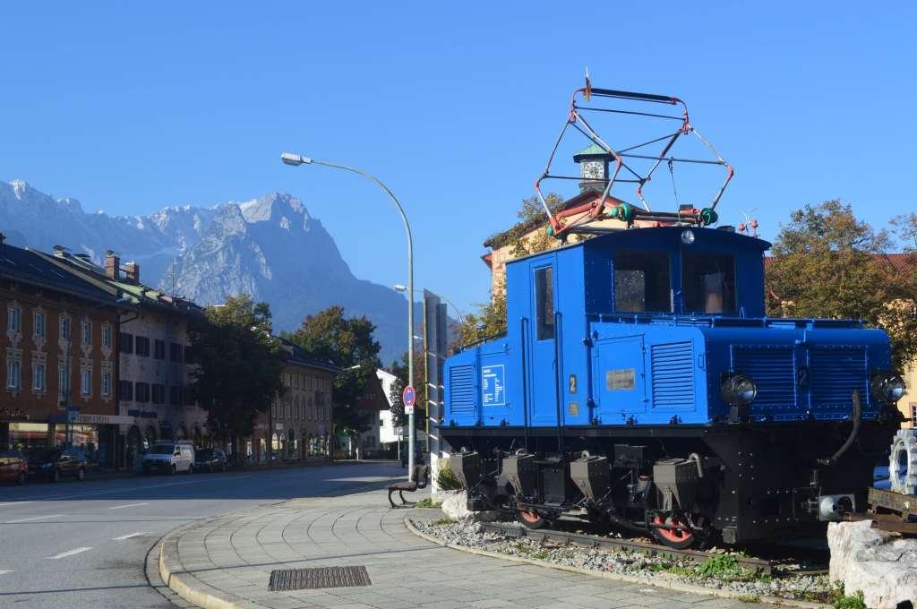 Historic Zugspitzbahn
