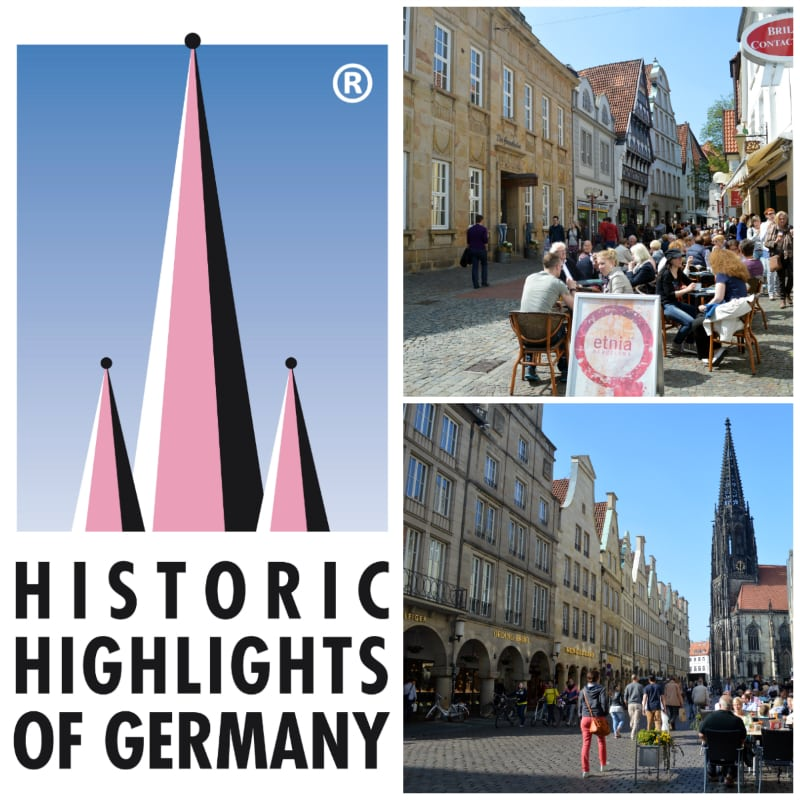 Official Partner of the Historic Highlights of Germany, Trier/Germany
