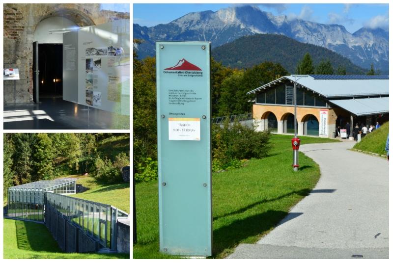 eagles nest daytrip, Documentation Center Obersalzberg