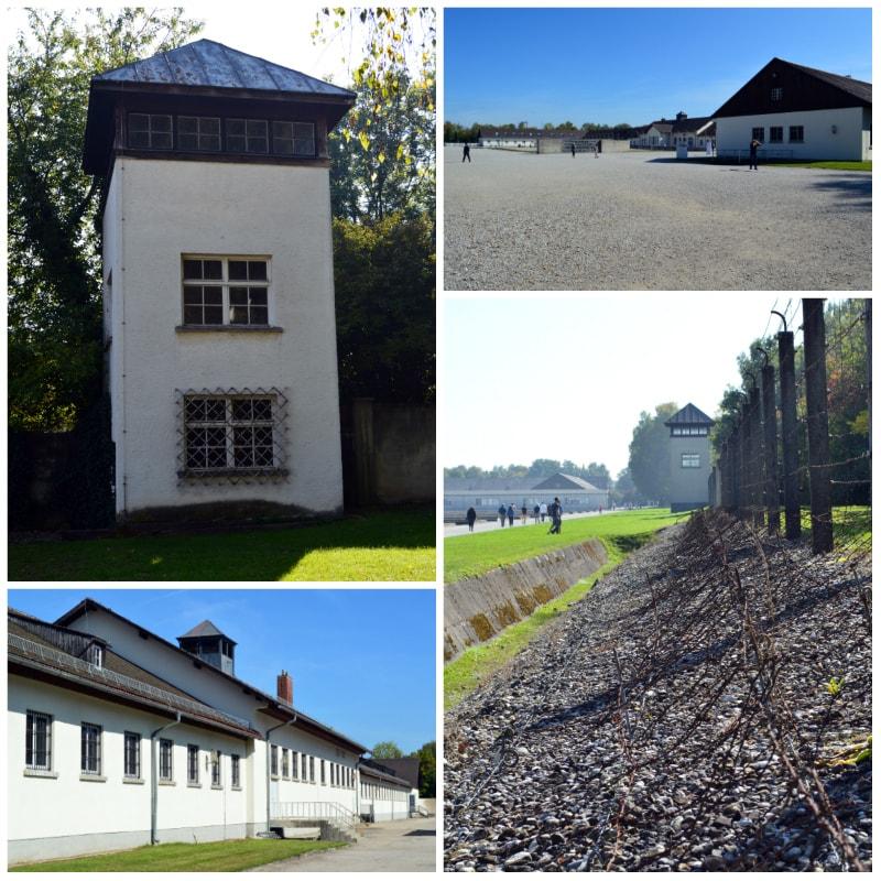 Dachau Memorial Site, Impressions Dachau Memorial Site