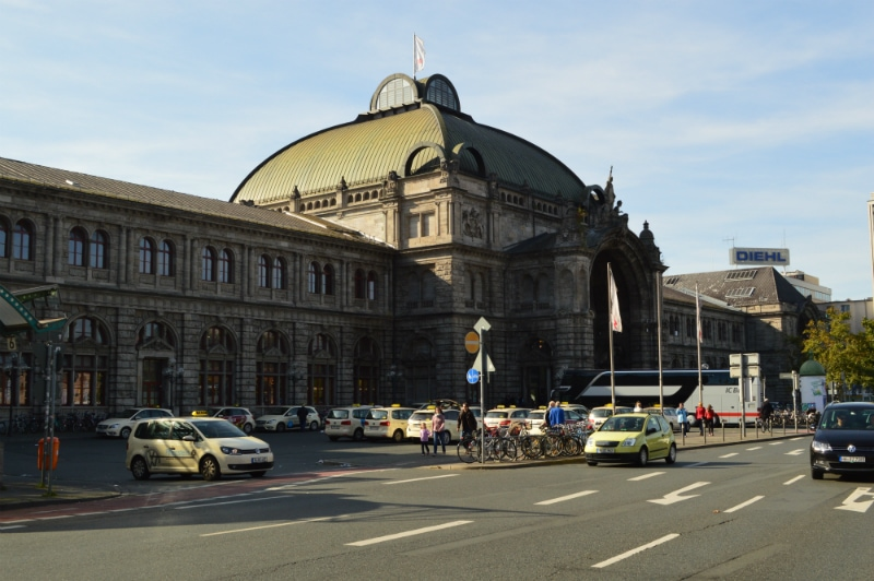 Nazi Rally Grounds, Nuremberg Central Station