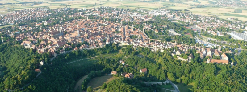 Romantic Road Coach Tour, Rivera and Oldtown of Rothenburg ob der Tauber Germany to-europe.com