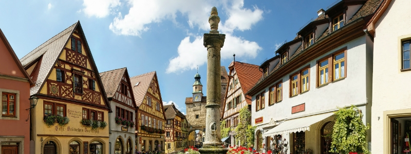 Germany self-guided tours