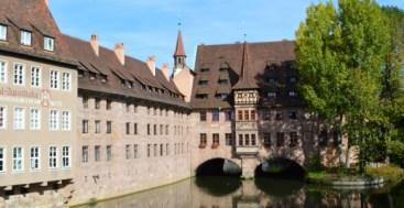 Heilig Geist Spital Nuremberg Germany to-europe.com