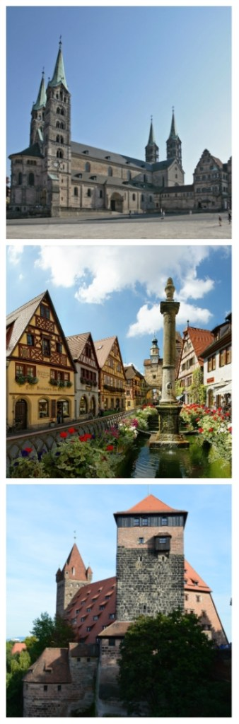 8 Day Bavaria Self-Drive Tour, Bamberg Cathedral, Rothenburg, Imperial Castle Nuremberg Germany to-europe.com