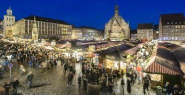 Christkindles Market in Nuremberg Germany to-europe.com