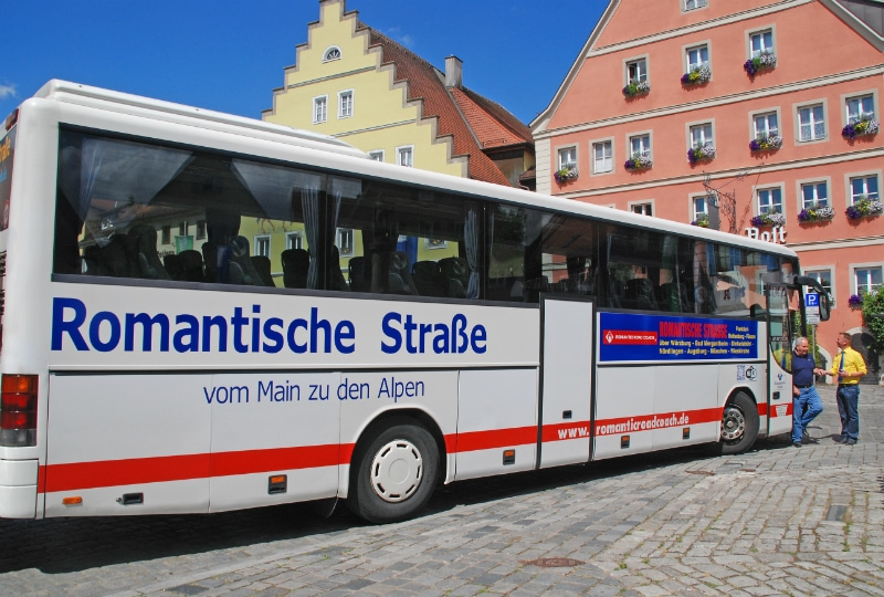 To-Europe Tour Programs, Romantich Road Coach germany to-europe.com