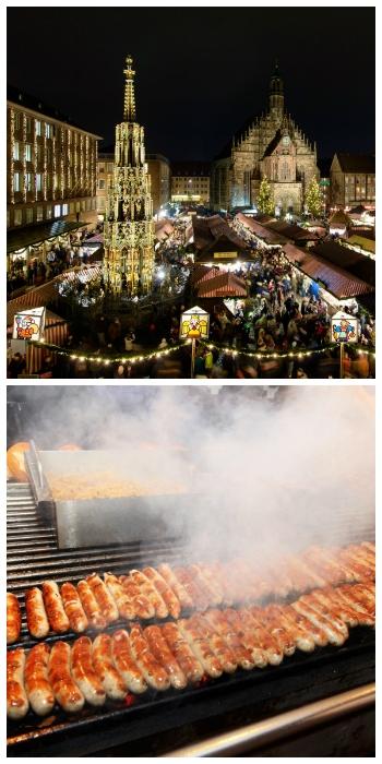 Christmas Magic Rail Tour in Germany & Austria