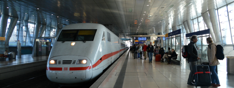 German Holiday Tours by Rail