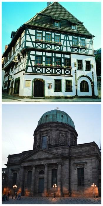Luther Rail Tour Berlin Frankfurt, Luther House Eisenach & St. Elisabeth Church Nuremberg Germany to-europe.com