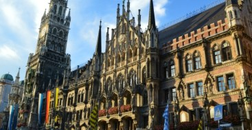 Munich New Town Hall Bavaria Germany to-europe.com